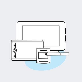 wacom ink connectivity