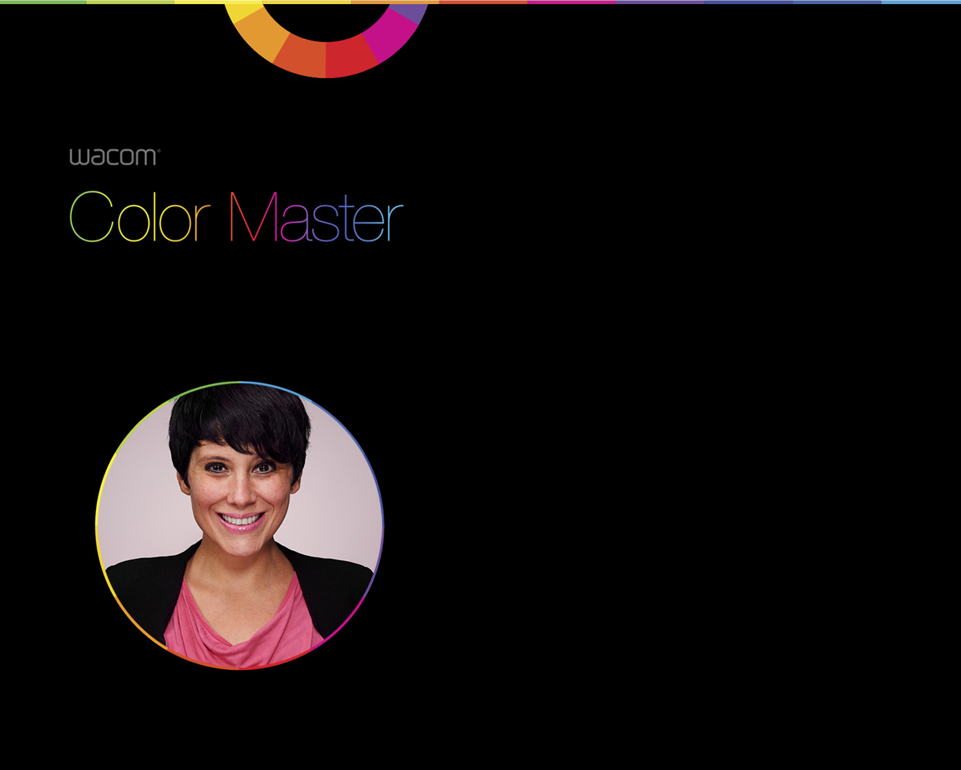 Cintiq27QHD Wacom Color Master Natalia Taffarel